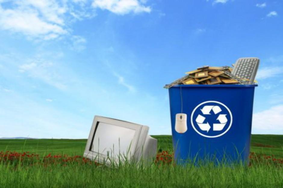 Zbiórka elektrośmieci w Rzeszowie