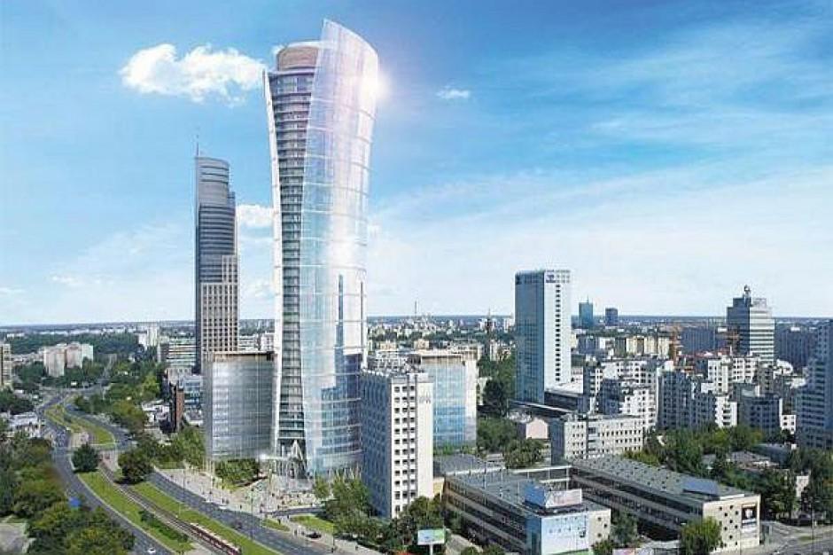 Wieża za miliard złotych