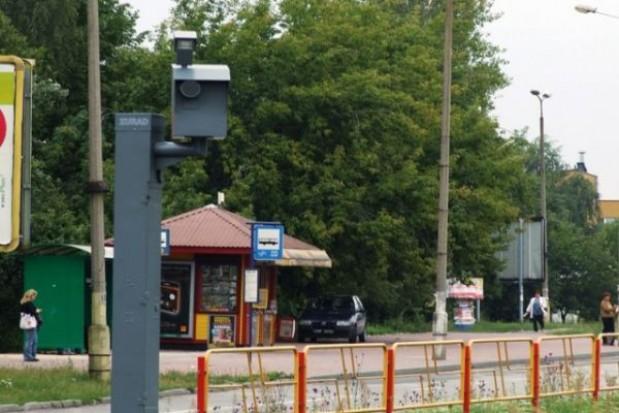 Pożegnanie z fotoradarami w Sosnowcu