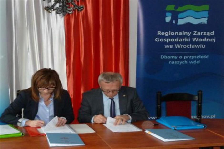Umowa na remont tamy nyskiej podpisana