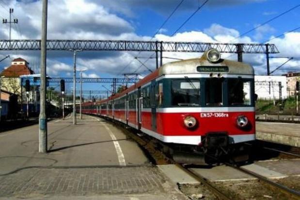 Do Opoczna pociągiem. Od 2014 r.