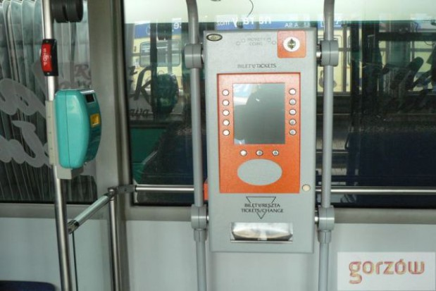 W gorzowskich automatach brakuje monet