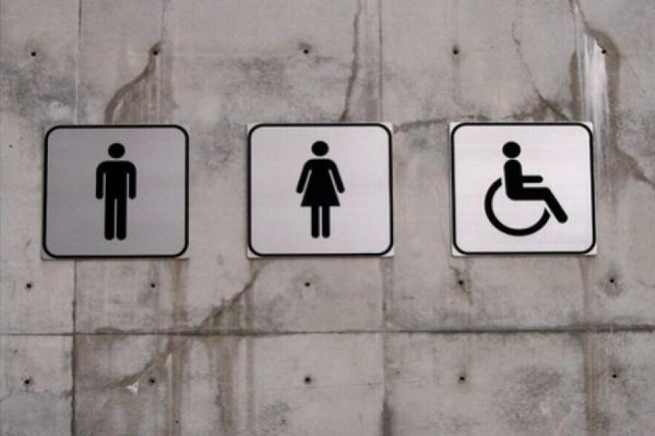 Projekt, który otworzy chorym drzwi publicznych toalet