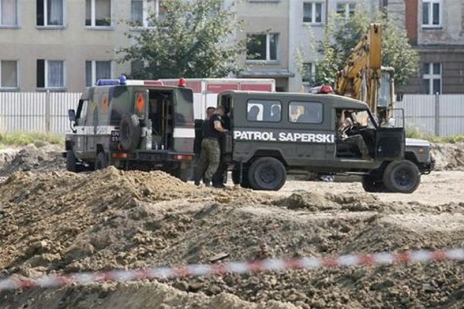 Mieszkańcy Krakowa nie chcą magazymu niewybuchów