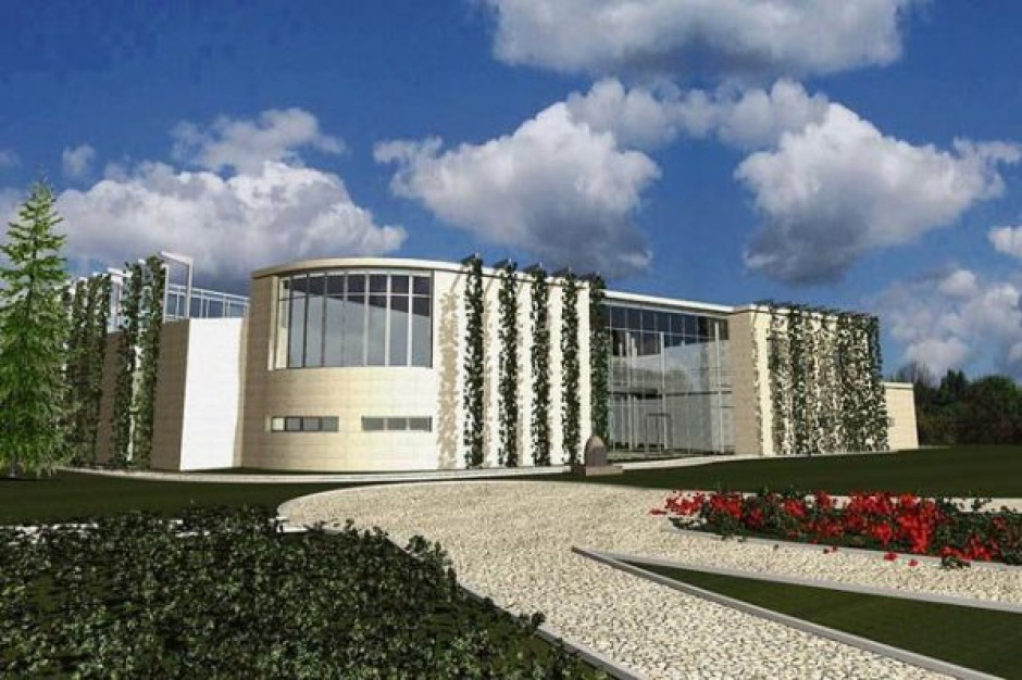 Za 15 mln dokończą budowę Centrum Dialogu