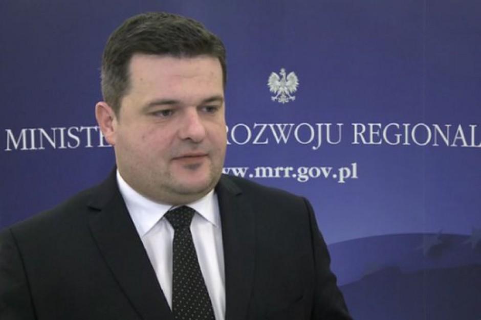 Samorządy zajmą się podziałem środków UE
