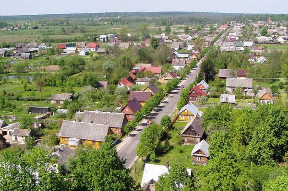 By gminy Puszczy Białowieskiej ekologicznie się rozwijały