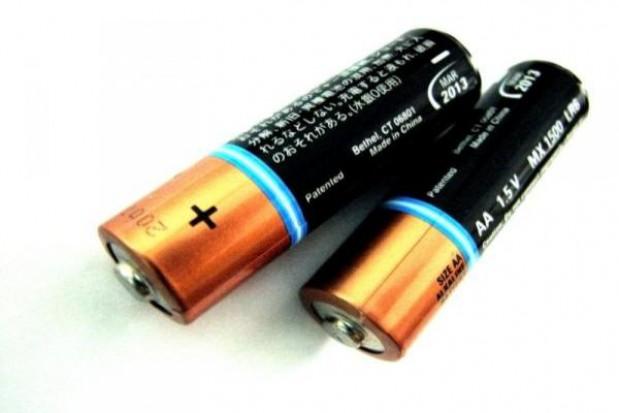 Walentynkowe serduszka za zużyte baterie