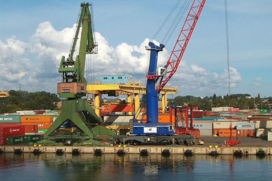 Zbudują nowy terminal kontenerowy w Gdańsku