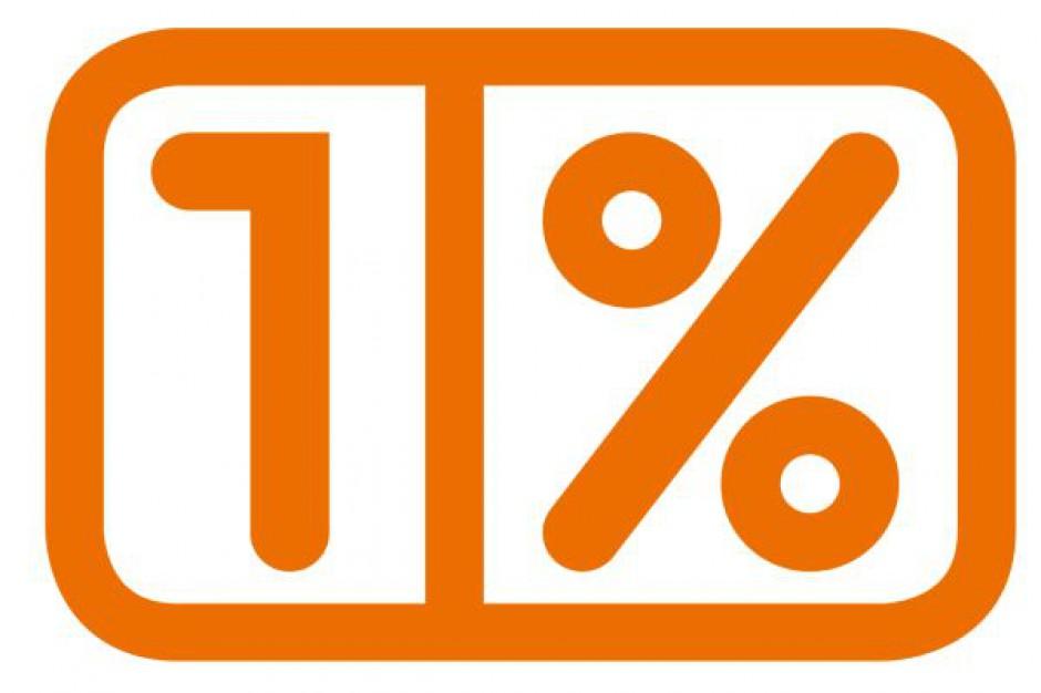 Najsilniejsze organizacje dostają najwięcej z 1 proc.