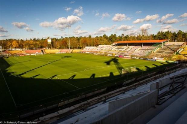 Powołali spółkę do dokończenia białostockiego stadionu