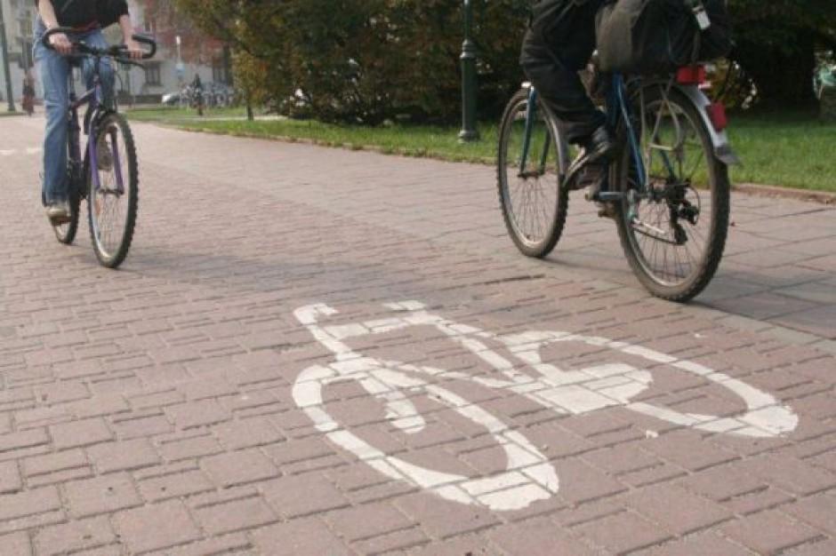 Do krakowskich szkół na rowerze