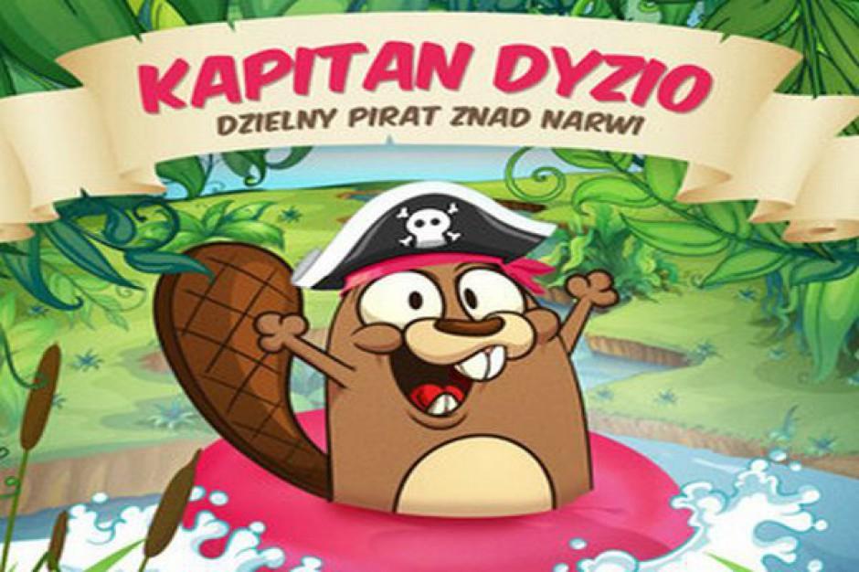 Resort środowiska nagrodzony za grę o piracie znad Narwi