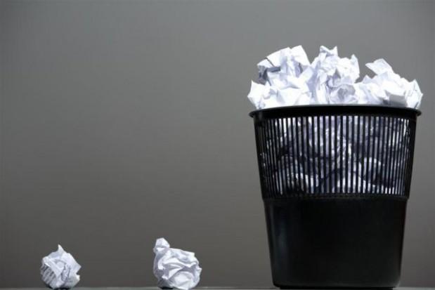 Ministerstwo zrezygnowało z usług ekspertów od śmieci
