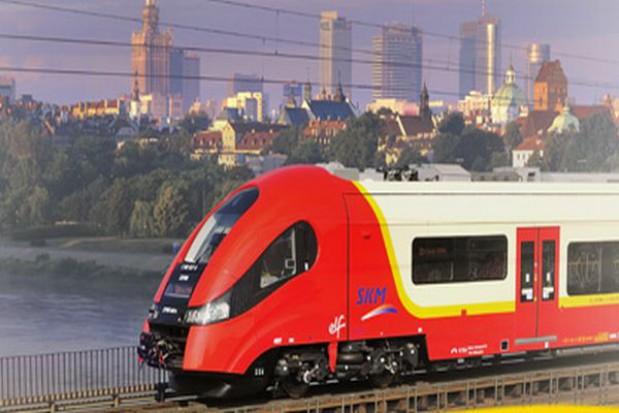 Nowy stołeczny pociąg rusza w trasę
