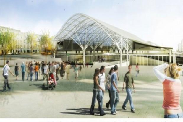 Zagrożona unijna dotacja dla łódzkiego dworca