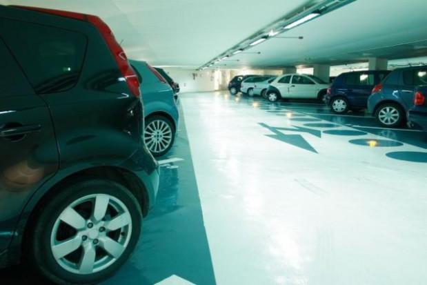 Nowy parking miejski w Krakowie