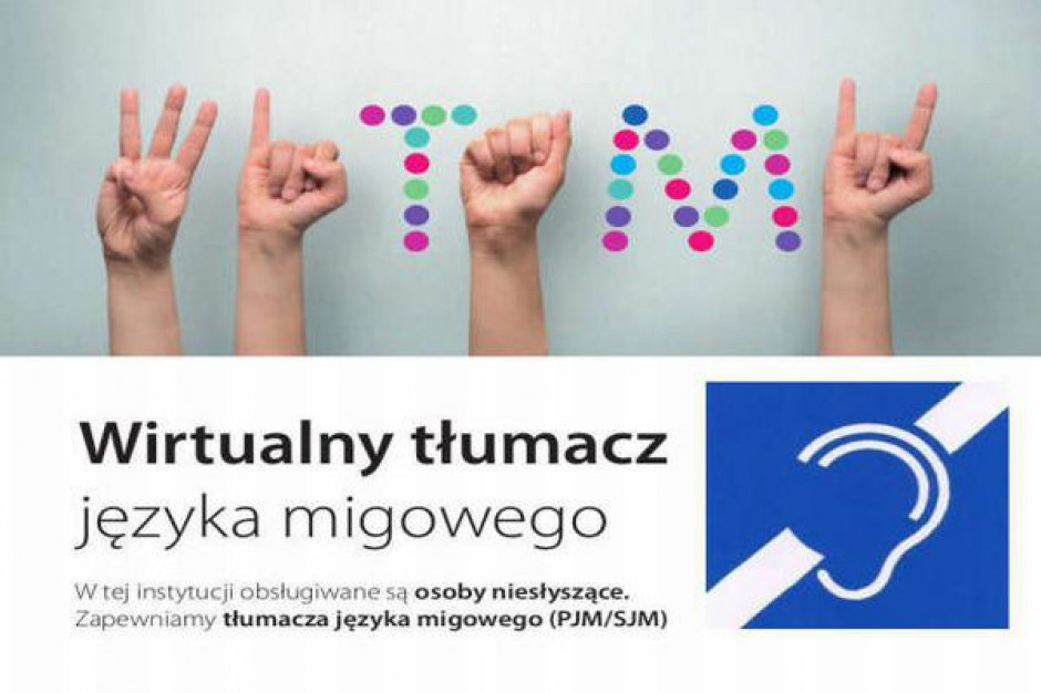 Opolski urząd zainstalował wirtualnego tłumacza