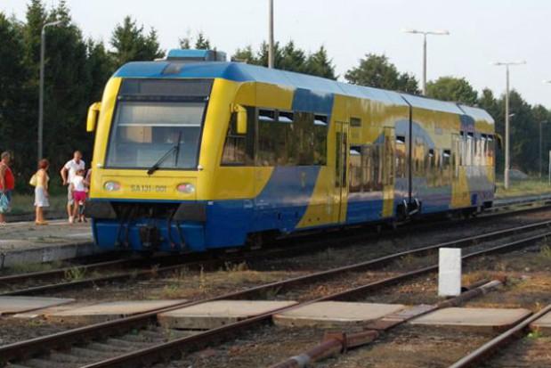 Pociągiem ze Swarzędza do Szamotuł