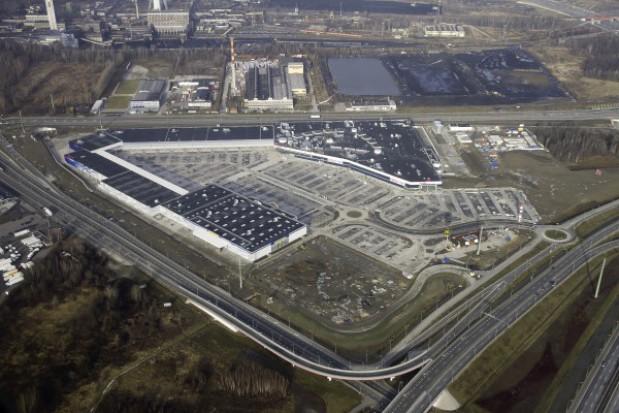 Kompleks handlowy Europa Centralna w Gliwicach otwarty