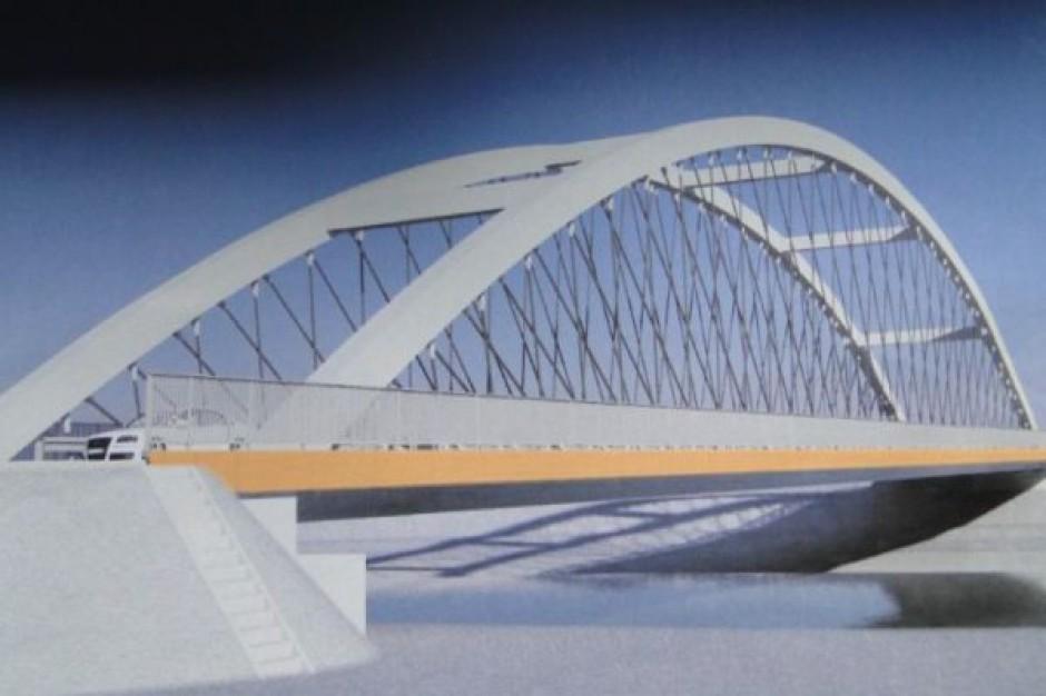Przetarg na dokończenie budowy mostu