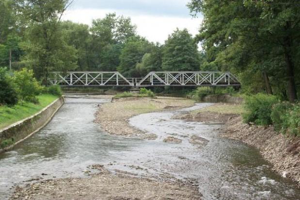 Wznowione prace przy budowie mostu na Wieprzówce