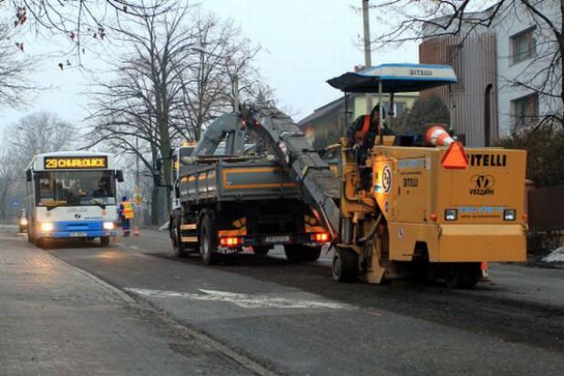 Ruszyły pozimowe remonty dróg w Rybniku