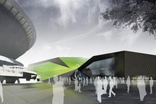 Dokończą centrum kongresowe w Katowicach