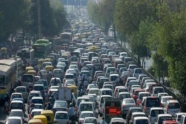 96 godzin na zatłoczonych ulicach Gorzowa