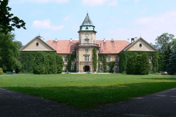 Zamek centrum promocji Natura 2000