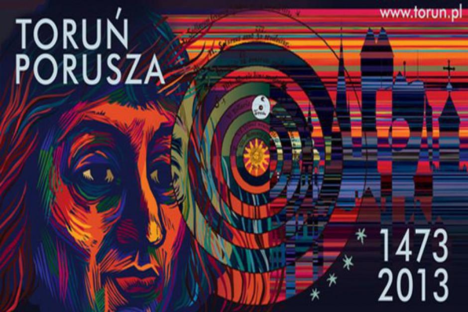 Witacze z Kopernikiem w Toruniu