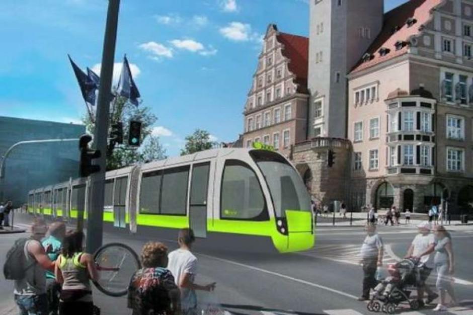 Opóźniona budowa olsztyńskiej linii tramwajowej