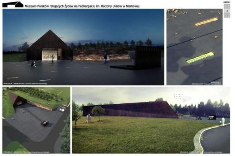 Przetarg na budowę muzeum