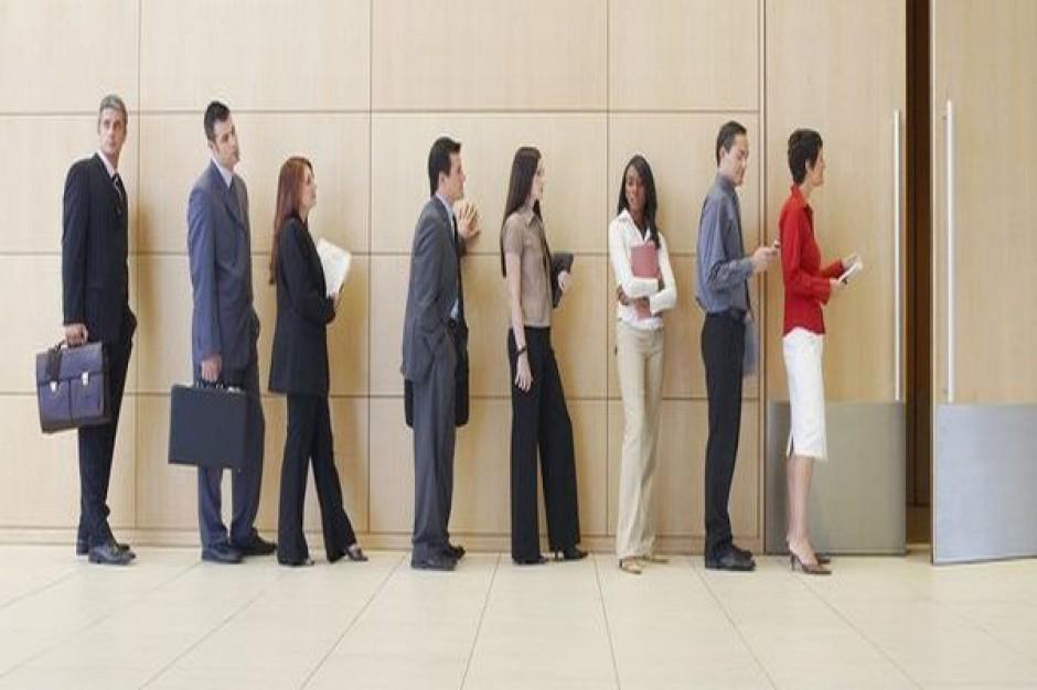 W lutym wzrosła stopa bezrobocia