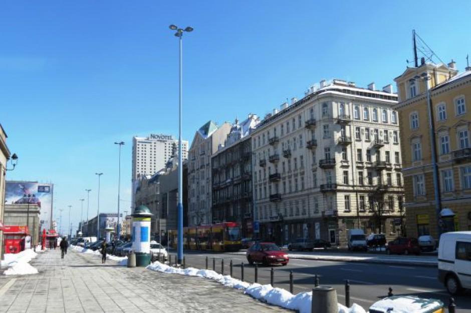 Nowy system sterowania oświetleniem w stolicy