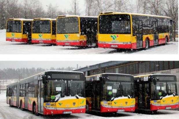 Żadnych starych autobusów na wałbrzyskich drogach
