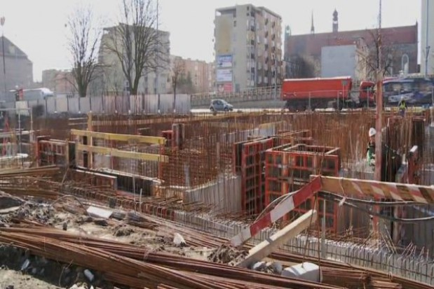 Ponownie ruszy budowa Teatru Szekspirowskiego