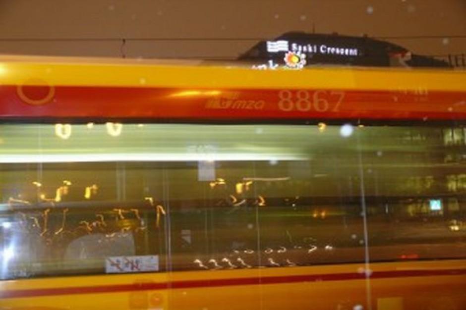 Nowe autobusy dla Warszawy