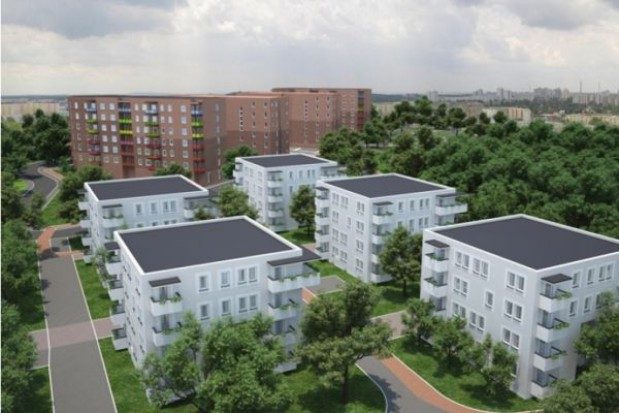 Kolejne mieszkania rosną na stołecznej Pradze