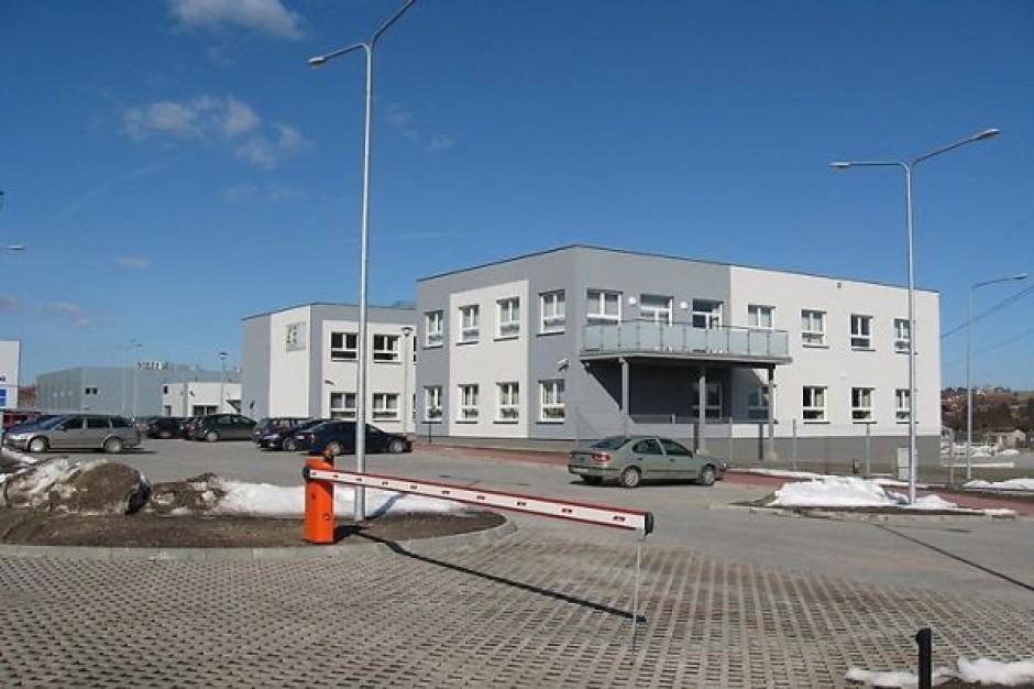 Nowa siedziba Rejonowego Przedsiębiorstwa Zieleni w Kielcach