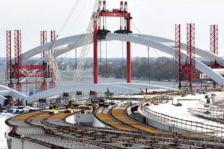 Na toruński most poczekamy do grudnia