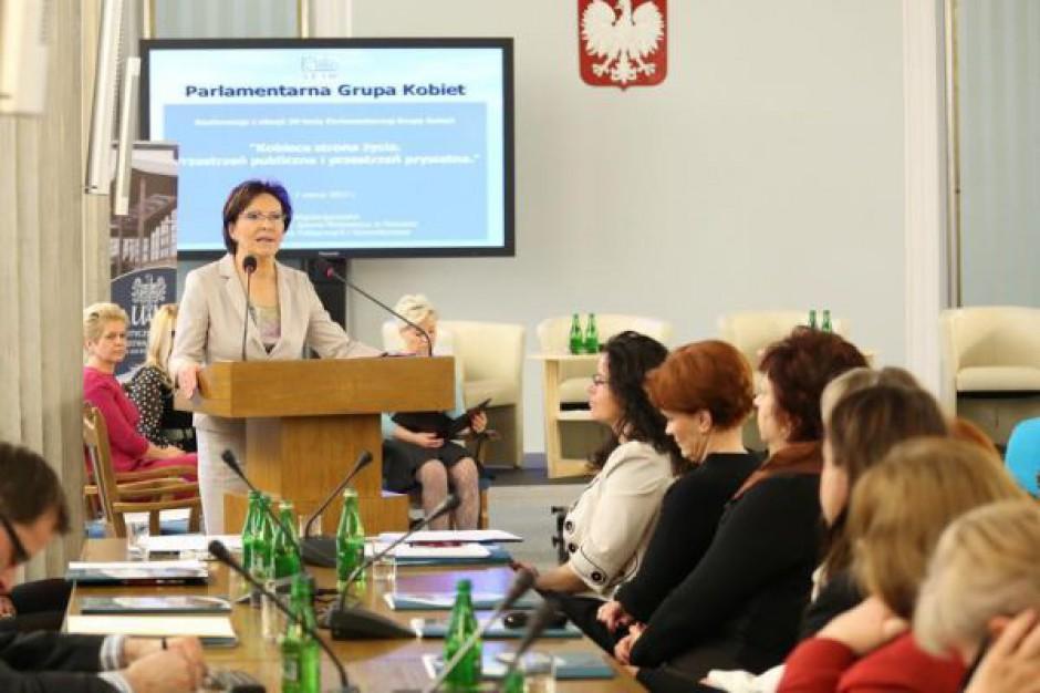 Komisja o kobietach na listach wyborczych