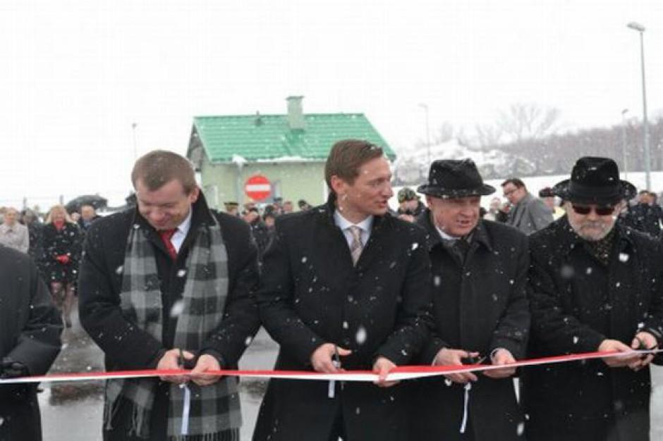 Otwarto Regionalny Zakład Gospodarowania Odpadami w Słajsinie