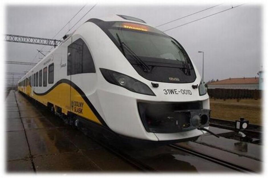 Nowe pociągi Kolei Dolnośląskich