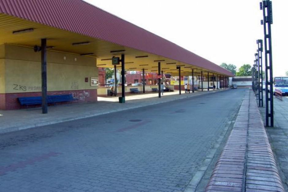 Trzech chętnych na modernizację dworca w Łomży