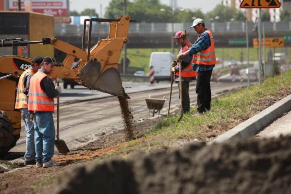 Powiaty procesują się o pieniądze na remont drogi
