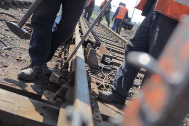 180 km śląskich torów kolejowych do remontu