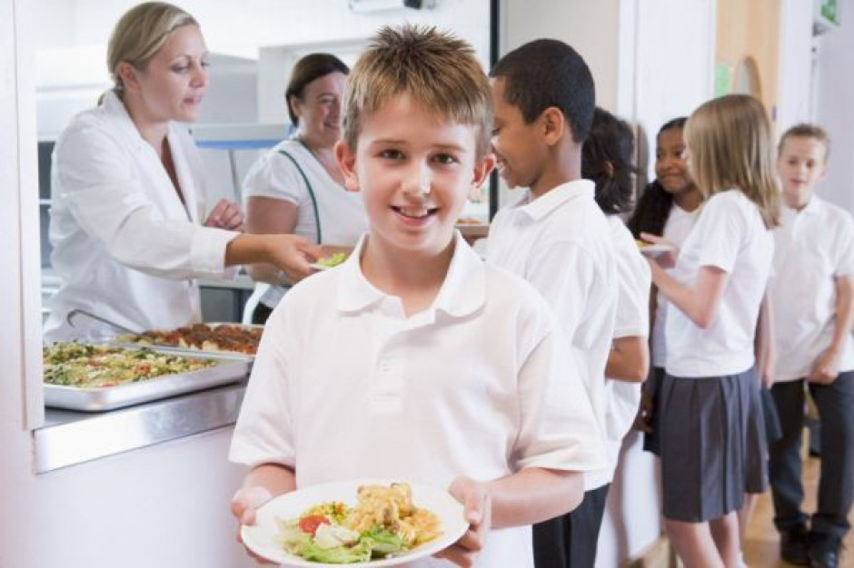 Promują zdrowe odżywianie w szkołach