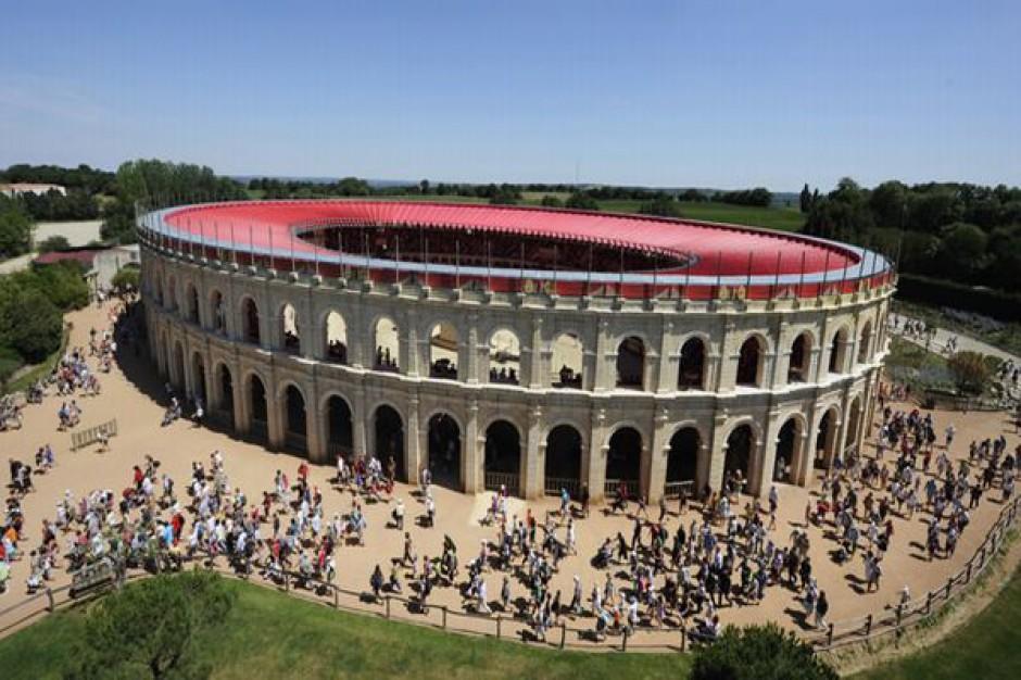 Historyczny park rozrywki w gminie Torzym