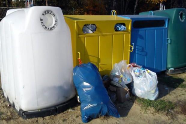 Kto wywiezie śmieci z Osowej?